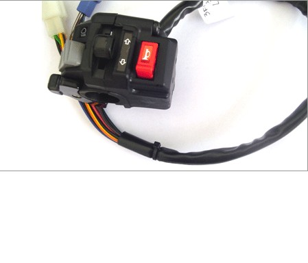 MOTORCYCLE HANDLE SWITCH 3FW-83972