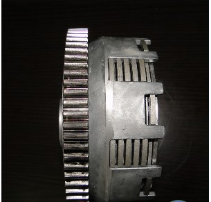 CG150-103 MOTORCYCLE CLUTCH ASSEMBLY