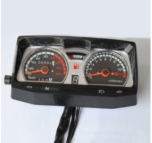 HIGH COVER WY MOTORCYCLE METER